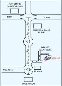 ASM location